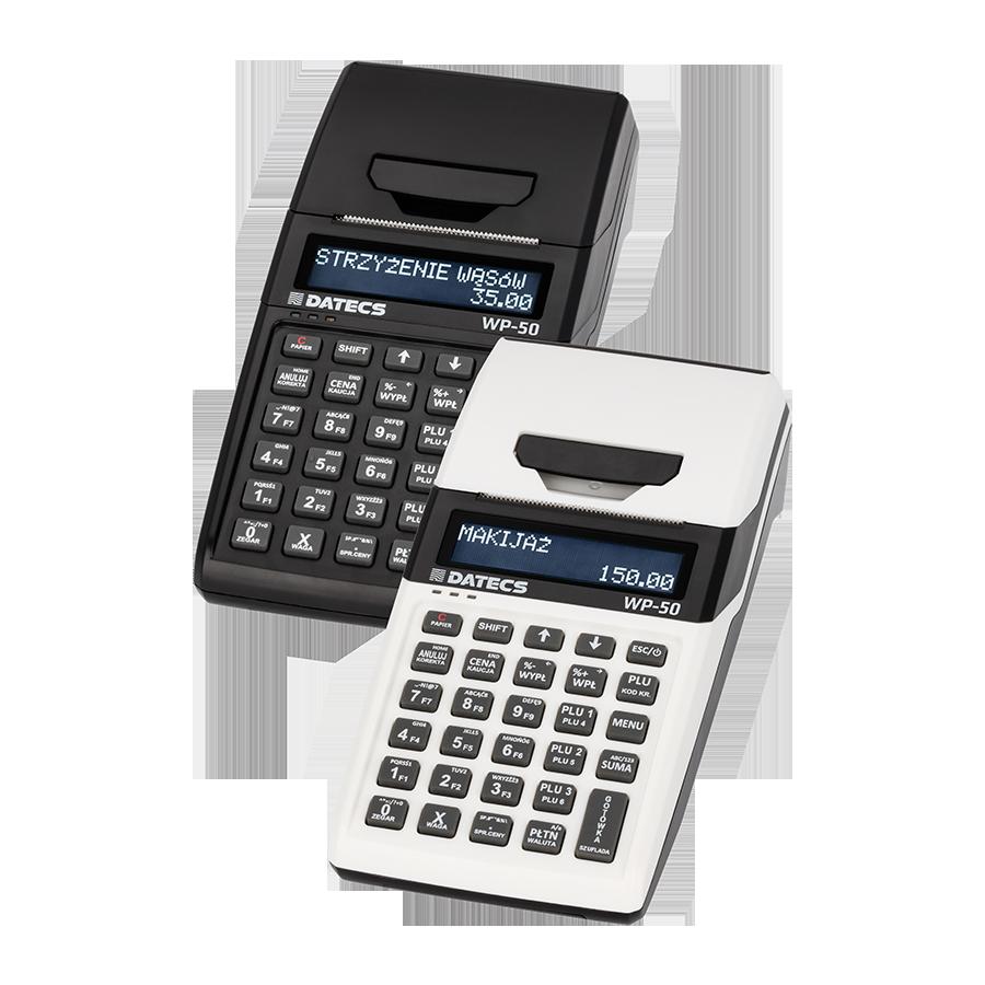 DATECS WP-50 - Urządzenia fiskalne