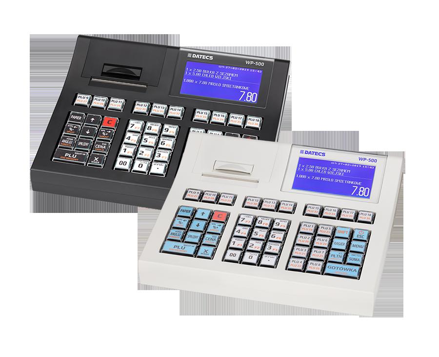 Kasa fiskalna ONLINE DATES WP-500